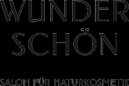 Wunderschön — Salon für Naturkosmetik Logo